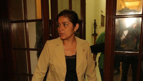Nancy Obregón es detenida por presuntos vínculos con el narcotráfico y Sendero Luminiso [VIDEO]