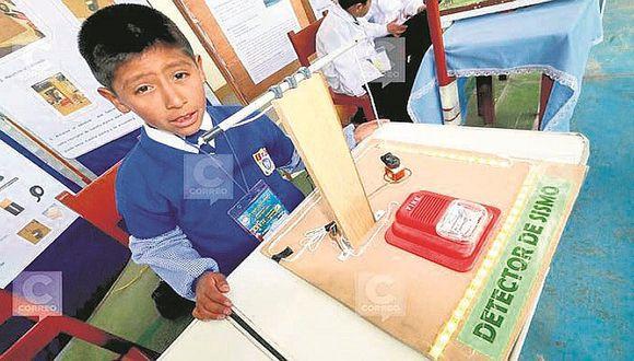 Terremoto en Lima: niño cusqueño crea alerta contra sismos que puede salvar vidas
