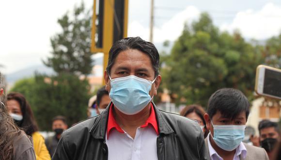 La Fiscalía investiga al secretario general de Perú Libre, Vladimir Cerrón, por ser presunto cabecilla de Los Dinámicos del Centro. Foto: archivo GEC