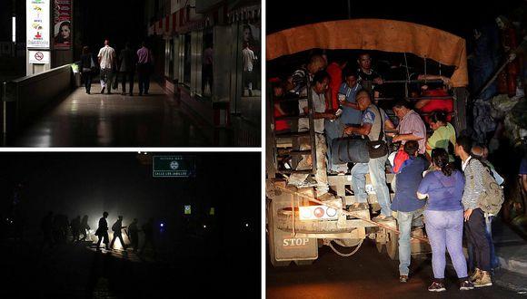 Los desgarradores testimonios de venezolanos tras apagón de más de 40 horas (FOTOS)
