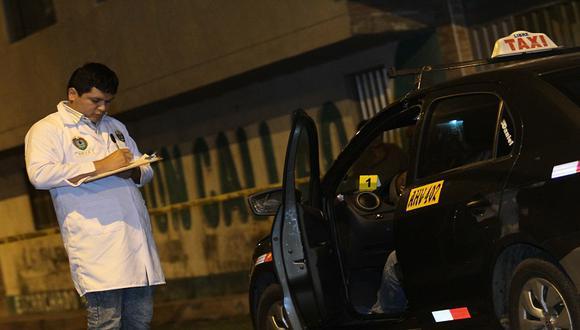 Callao: Asesinan a taxista por resistirse a robo