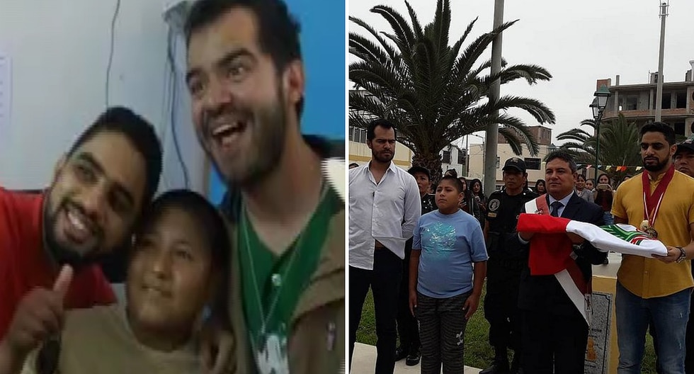 Empresario árabe regresa a Perú para entregar donación y construir casa de niño│VIDEO