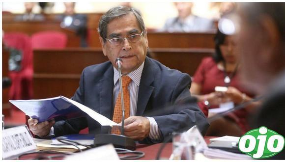 Óscar Ugarte se presenta en la Comisión de Fiscalización por caso Moreno
