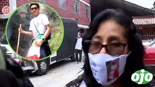 Madre de Inti Sotelo revela la última conversación entre su esposo y su hijo | VIDEO