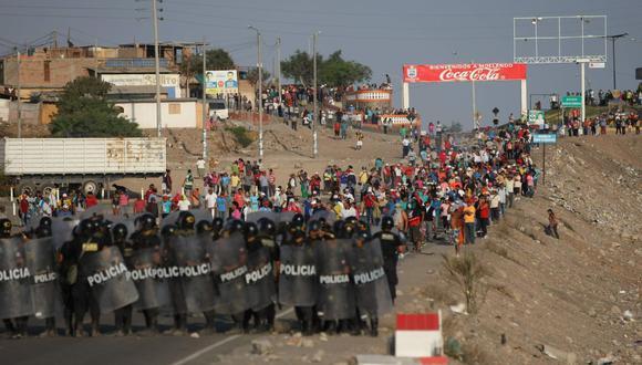 Loreto: Defensoría señala que durante el mes de enero la región concentró la mayor cantidad de conflictos sociales (Foto referencial: GEC)