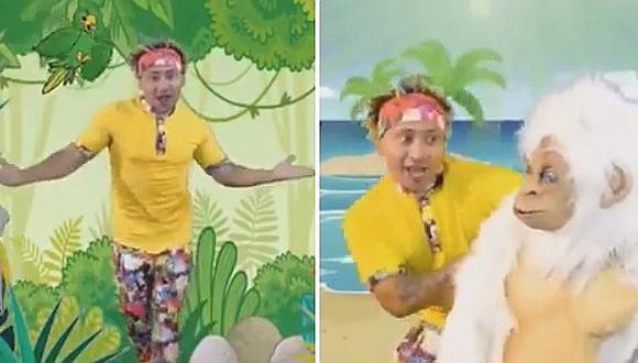 "¿""Zumba"" será la nueva estrella infantil de Disney Channel Latinoamérica?│VIDEO"