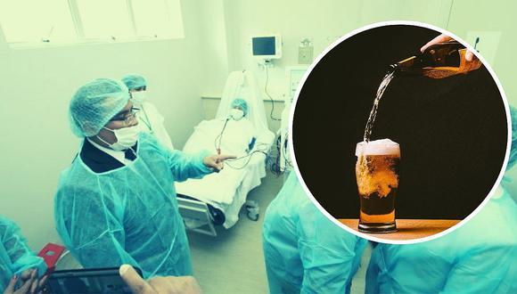 Guillain Barré: Nutricionista recomienda evitar el alcohol y consumir alimentos ricos en vitaminas