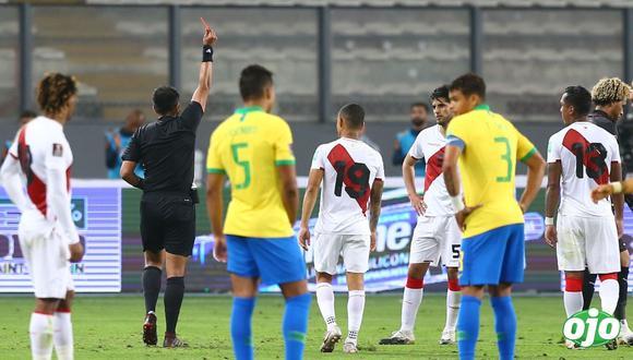 Brasil se impuso 4-2 a Perú este martes por Eliminatorias.  (GEC)