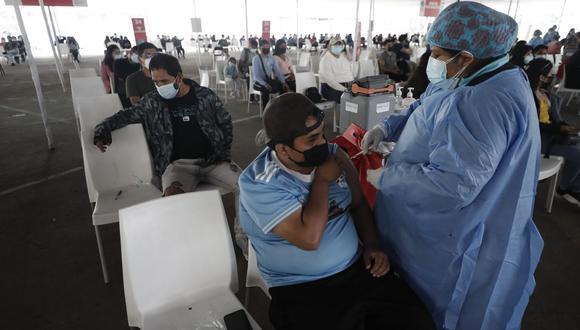 La vacunación contra el coronavirus (COVID-19) avanza en el país.  Fotos: César Campos/@photo.gec