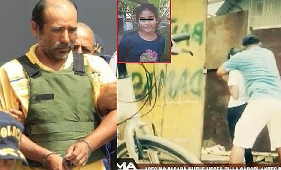 La escalofriante confesión de César Alva Mendoza al explicar cómo mató a niña en SJL