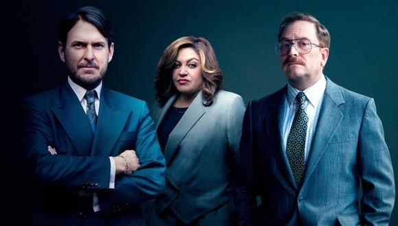 """""""El robo del siglo"""" se estrenará el 14 de agosto por Netflix. (Foto: Netflix)"""