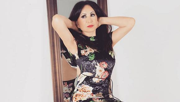 Janet Barboza revela el secreto para mantenerse regia