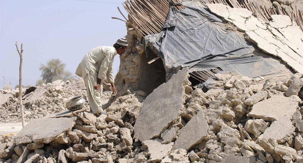 Nuevo terremoto en Pakistán deja 12 muertos