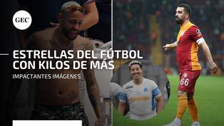 Neymar: recuerda a los futbolistas más 'gorditos' de la historia