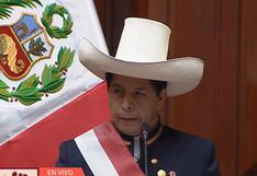 Pedro Castillo ofrece bono de S/700 a familias vulnerables