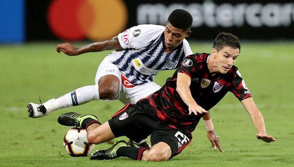 Alianza Lima pierde por 3-0 frente al River Plate por la Copa Libertadores