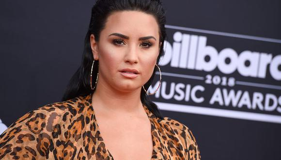 Demi Lovato es una de las cantantes con mayor cantidad de fanáticos en el mundo. (Foto: AP)