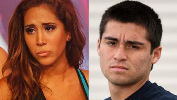 ¿Melissa Paredes terminó con 'Gato' Cuba? Esta sería la prueba