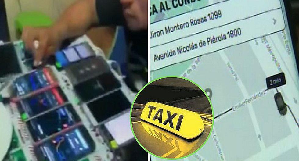 """Conozca la nueva modalidad de robo por aplicativos de """"taxis seguros""""   VIDEO"""