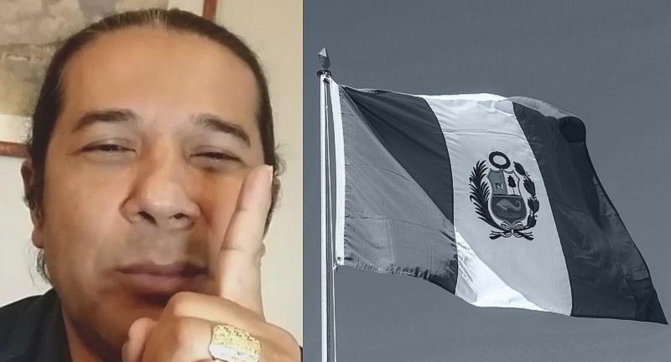 Reinaldo Dos Santos revela triste futuro para el Perú [FOTO]