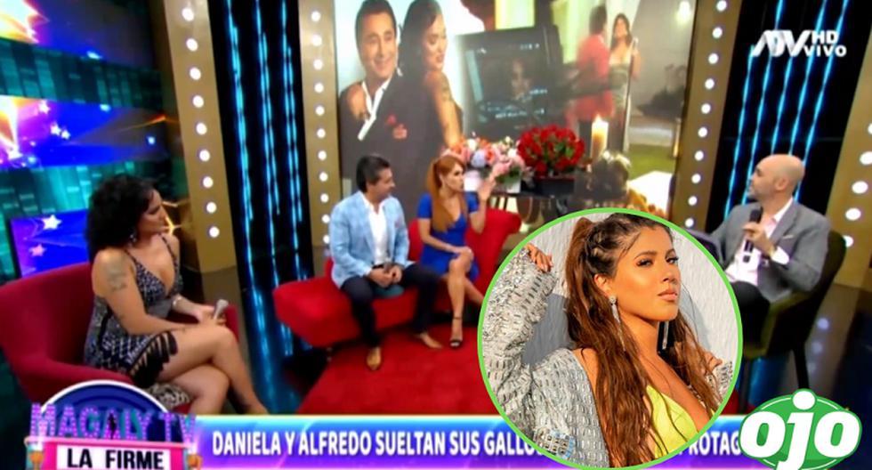 "Magaly Medina frente a Daniela Darcourt: ""Yahaira ..."