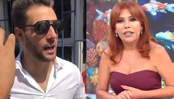 """Nicola Porcella tras demandar a Magaly Medina: """"Las disculpas están demás, el daño ya está hecho"""""""