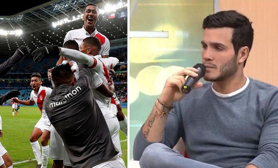 """Mario Irivarren: """"un país que le exige más a sus futbolistas que a los políticos, está condenado al fracaso"""""""