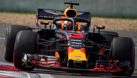 Fórmula 1: Ricciardo gana en China y Hamilton se acerca a la punta