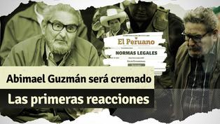 Abimael Guzmán: las reacciones de la ley que permite cremar restos del genocida