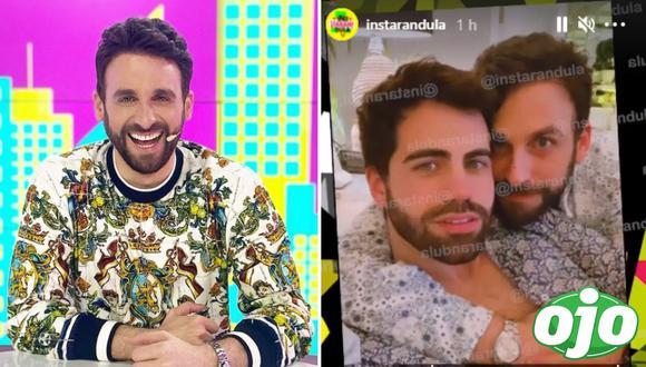 Rodrigo González tendría un nuevo amor. (Foto: Captura/Instarandula   Instagram/@rodgonzalezl)