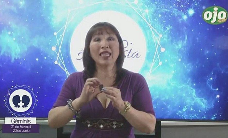 Amatista y la predicción del horóscopo semanal gratis del 10 al 16 de setiembre (VÍDEO)