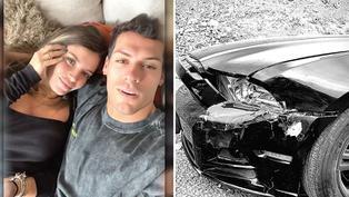 """Patricio Parodi sufre accidente automovilístico: """"Me chocaron"""""""