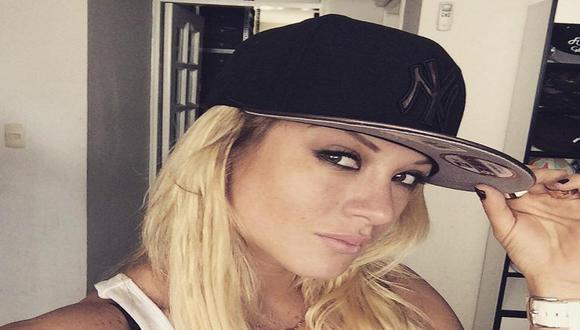 Leslie Shaw demandará a quienes difundan sus fotos íntimas
