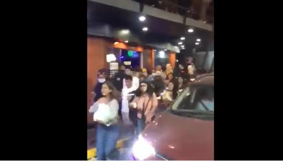 Lambayeque: los dueños del establecimiento nocturno ya había sido multados con 21 mil soles. (Foto: Captura de video)