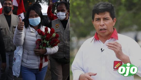 La candidata Keiko Fujimori respondió a los incidentes que se registraron durante su llegada a Arequipa. Fotos: GEC | Difusión