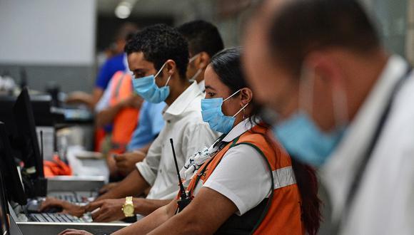 El ministerio de Salud de Costa Rica reporta su primer caso de coronavirus. (Foto: AFP)