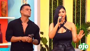 """Pamela Franco sobre eventual infidelidad de Christian Domínguez: """"yo no lo voy a odiar, tenemos una hija"""""""