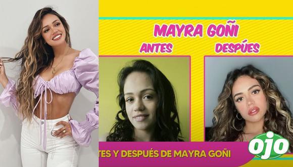 Fotos: Instagram Mayra Goñi   Willax TV