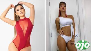 Yahaira Plasencia y Melissa Loza deslumbraron en duelo de salsa y vencieron Rosángela y Paloma Fiuza | VIDEO