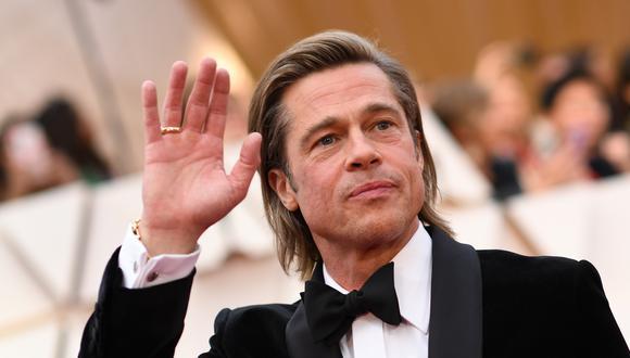 Líder de la lucha anticoronavirus en EE.UU. agradece la imitación de Brad Pitt. (Foto: AFP)
