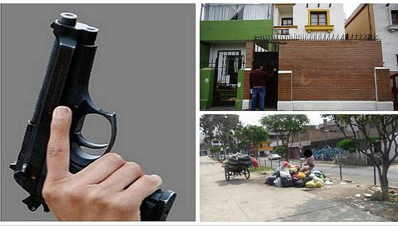 Magdalena: anciana quería vender pistola a reciclador, pero termina recibiendo disparo