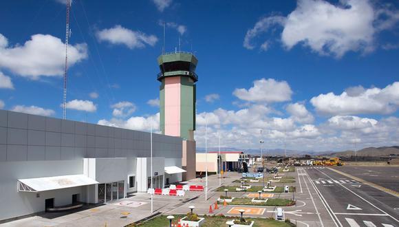 Los pasajeros deben conocer el nuevo protocolo sanitario para la atención en los terminales aéreos y antes de abordar sus vuelos. (Foto: Difusión)