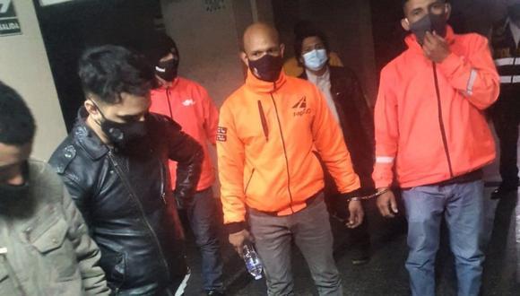 Arequipa: Agentes de la Divincri intervinieron a 18 motociclistas quienes circulaban con licencias falsificadas. (GEC)