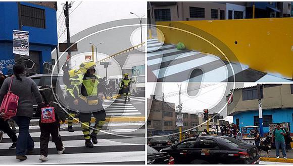 Puente Bella Unión: policía identifica puntos para mejorar el tránsito (VIDEO)