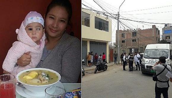 Hallan a bebé muerto y madre herida dentro de su vivienda (FOTOS)