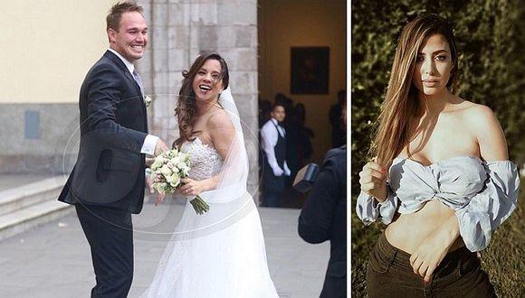 """Claudia Ramírez sobre George y Vanessa: """"Cuando no funcionan las cosas, es mejor así"""""""