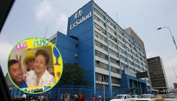 Abuelita cae desde el octavo al cuarto piso de Hospital Grau por querer cerrar una ventana | VIDEO