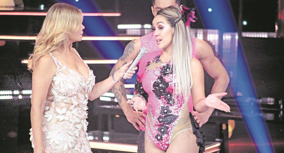 """Dorita Orbegoso también le da sus quejas a Gisela: """"Me parece injusto estar acá y decir que todo está bien"""""""