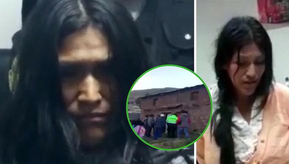 Revelan resultado de la necropsia de mujer que asesinó a su madre en ritual en Ayacucho