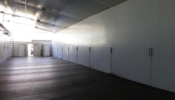 Ica: instalarán 150 camas de hospitalización para atender a pacientes con coronavirus (Foto difusión).